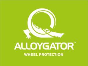 AlloyGator Logo Green Background Gift Card Design