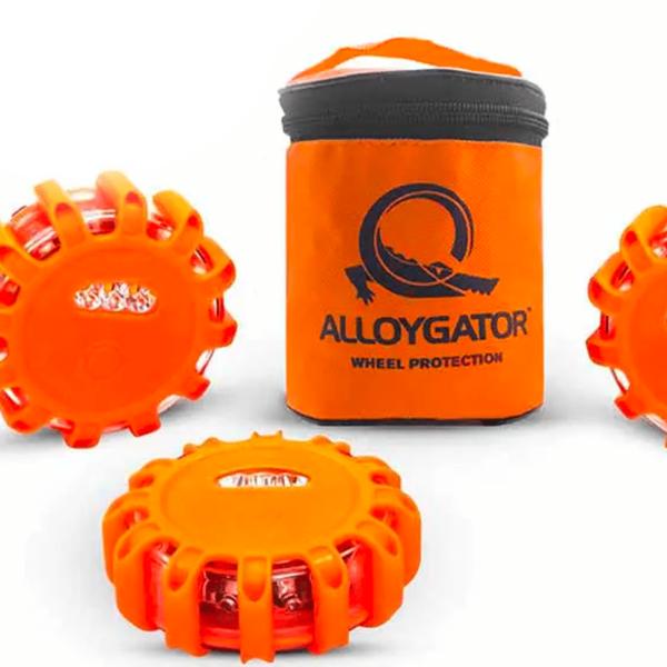 AlloyGator stock Emergency Road Side Lights